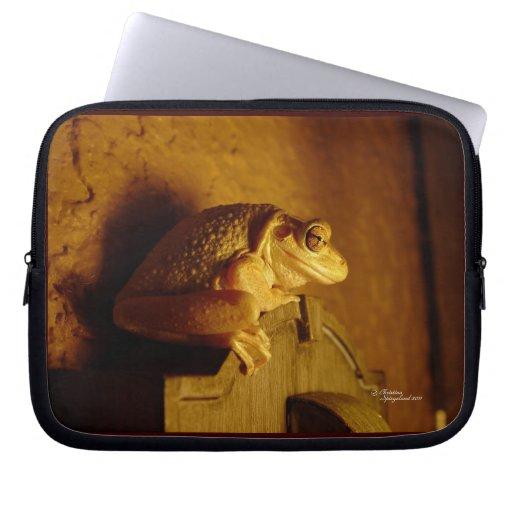 Beefy Frog Laptop Sleeve