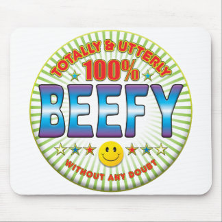 Beefy Totally Mouse Pad