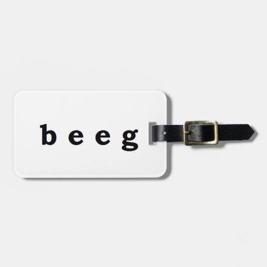 Beeg Tag