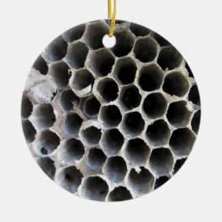 BeeHive 01 Christmas Ornament
