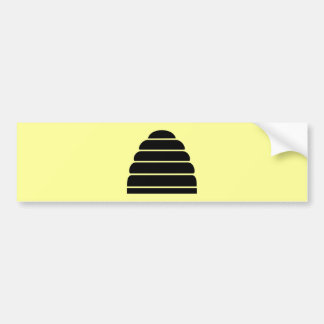 Beehive Bumper Sticker