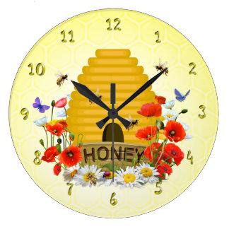Beehive Clock