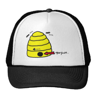 Beehive Gloryhole Trucker Hat