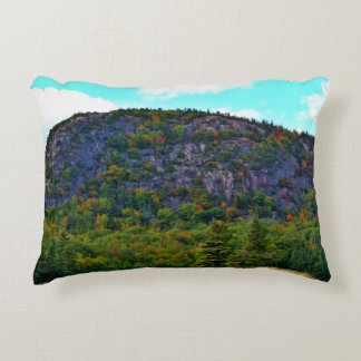 Beehive Mountain Accent Pillow