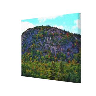 Beehive Mountain Canvas Print