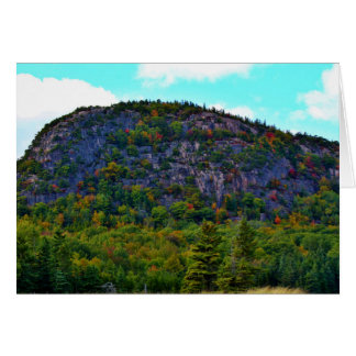 Beehive Mountain Card