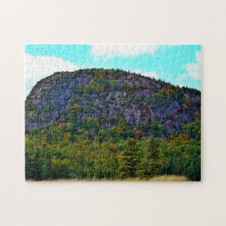 Beehive Mountain Jigsaw Puzzle