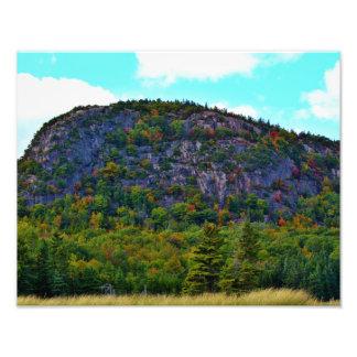Beehive Mountain Photo Print