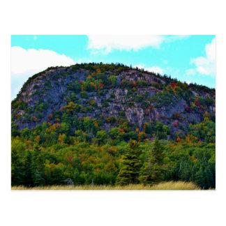 Beehive Mountain Postcard