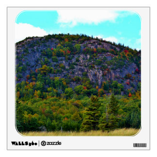Beehive Mountain Wall Sticker