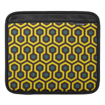 Beehive Pattern iPad Sleeve