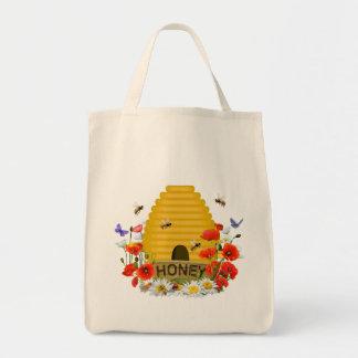 Beehive Shopping bag