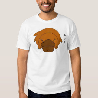 beek -the platypus (a jellybeanjoey collection) shirt
