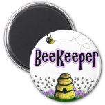 beekeeper 2 inch round magnet