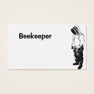 Beekeeper Business Card