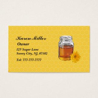 Beekeeper business cards