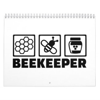 Beekeeper Calendar