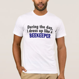 Beekeeper During The Day T-Shirt