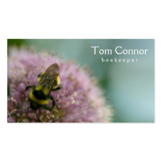 Beekeeper - Honey Maker Business Card