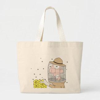 Beekeeper Large Tote Bag