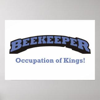 Beekeeper - Occupation of Kings! Poster