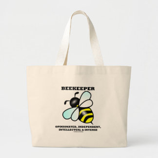 Beekeeper Opinionated Independent Intellectual Bag