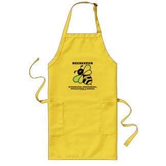 Beekeeper Opinionated Independent Intellectual Long Apron