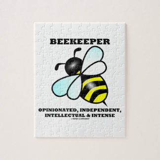 Beekeeper Opinionated Independent Intellectual Puzzles