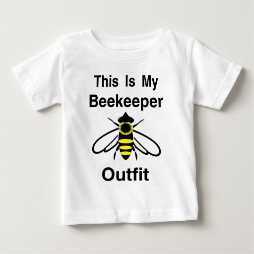 Beekeeper Outfit Infant T-shirt