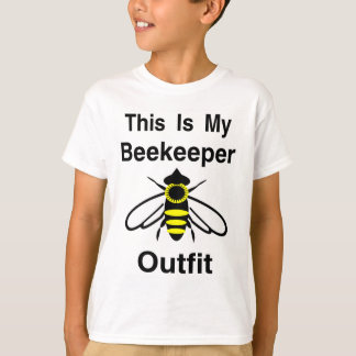 Beekeeper Outfit T-Shirt