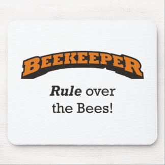 Beekeeper - Rule over the Bees! Mouse Pad