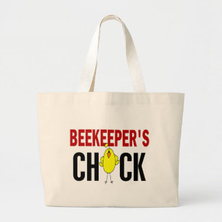 BEEKEEPER'S CHICK TOTE BAG