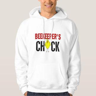 BEEKEEPER'S CHICK HOODED SWEATSHIRT