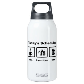 Beekeeper 10 Oz Insulated SIGG Thermos Water Bottle