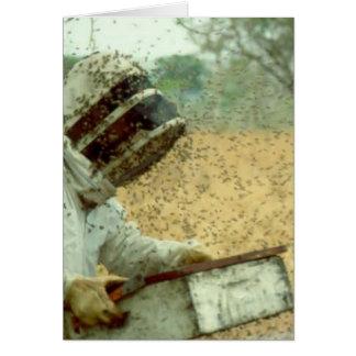 Beekeepers Greeting Card