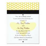 """Beekeeper's Card 4.25"""" X 5.5"""" Invitation Card"""