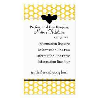 Beekeepers Card Business Card