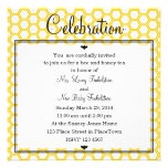 Beekeeper's Card Personalized Announcement
