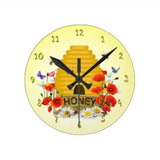 Beekeepers clock