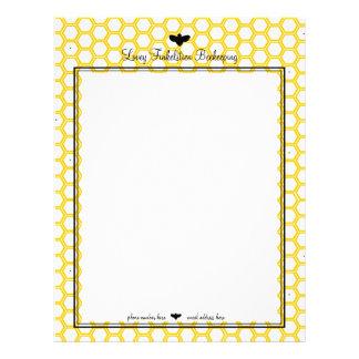 Beekeeper's Paper Letterhead