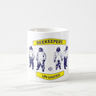 Beekeepers un-united. coffee mug