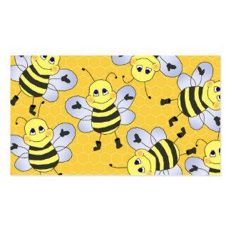 Beekeeping business cards