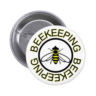 Beekeeping Button