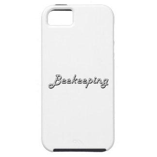 Beekeeping Classic Retro Design iPhone 5 Cover