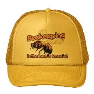 Beekeeping is the bees knees trucker hat