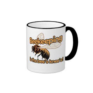 Beekeeping is the bees knees mugs