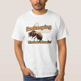 Beekeeping is the bees knees t shirt