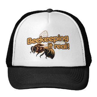 Beekeeping it Real! Trucker Hat