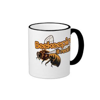 Beekeeping it REAL Mug