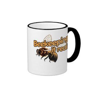 Beekeeping it Real! Mug